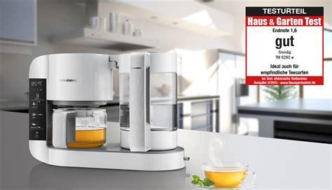 Teebereiter Grundig Tm 8280 W Im Test  Haus & Garten Test