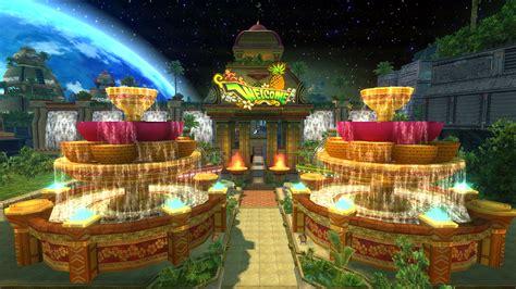 sonic colors  res screens part  tropical resort