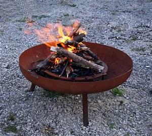 Gasflasche Als Feuerstelle : feuerstelle metall garten ~ Whattoseeinmadrid.com Haus und Dekorationen