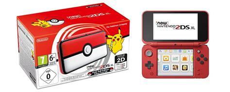 Ofertas en juegos, consolas y accesorios en el espacio de videojuegos de el corte ingles donde puedes comprar o reservar online un amplio catálogo con hasta 5€ de descuento Nintendo New 2DS XL - Consola Edición Pokéball