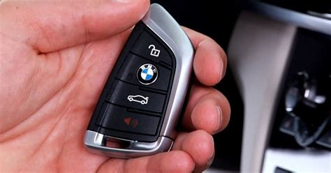 Bmw F15 X5 Key Fob Introduction Autoevolution