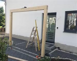 Vordach Hauseingang Holz : vordach aus holz selber bauen ~ Sanjose-hotels-ca.com Haus und Dekorationen