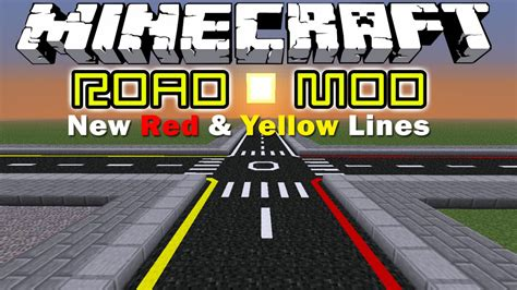 Road Mod ( 1.5.2 ) Over 18,000 Downloads