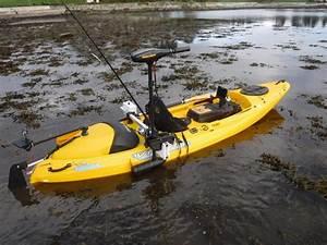 Kayak Trolling Motor Battery Setup