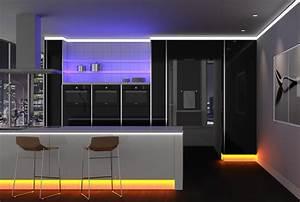 Led Stripes Ideen : licht ist berall schl ter systems ~ Sanjose-hotels-ca.com Haus und Dekorationen