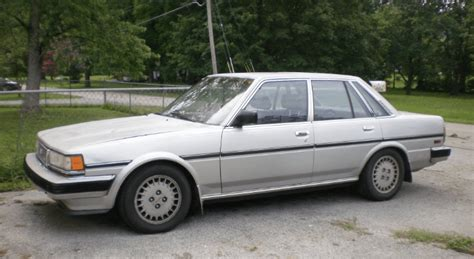 1985 Toyota Cressida by September 14 2014