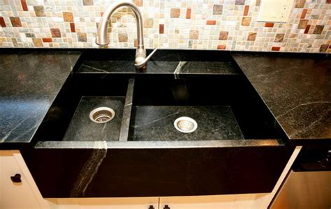 drawbacks of a black kitchen sink knowing the pros and cons soapstone sinks before 9617