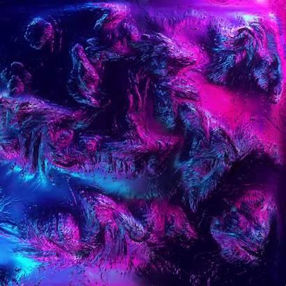 4k Abstract Digital Illustration Wallpapers Artwork Behance
