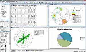 Dips   - Geology Software