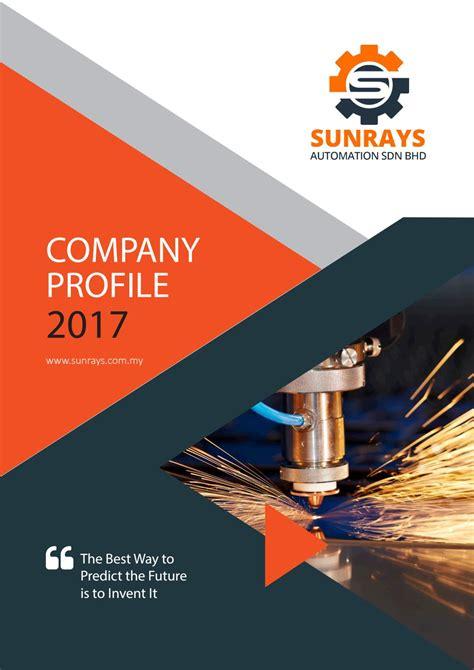 Company profile (sunrays) by Vaunts Digital Solutions - Issuu