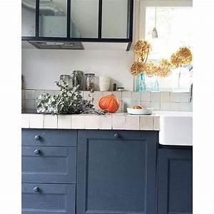 cuisine bleue marie claire With couleur avec bleu marine 5 cuisine bleue marie claire maison