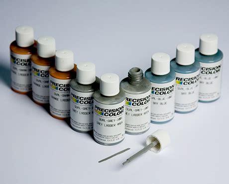 precision color paint product categories increditek