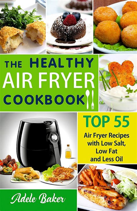books recipe fryer air kindle recipes philips airfryer amazon cookbook frying pro healthy food