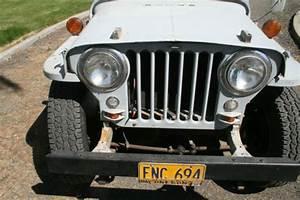 Willys 1948 Cj2 Navy Jeep For Sale