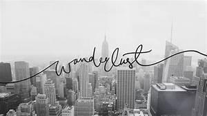 Wanderlust - A Free Wallpaper! • WishWishWish