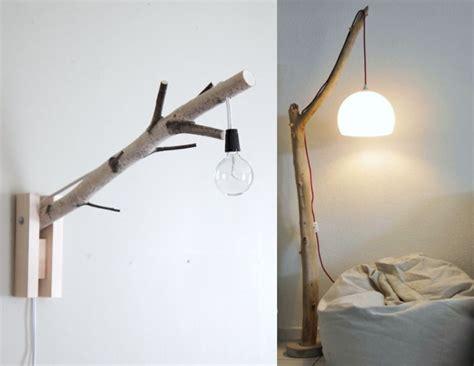 accessoire de bureau original 13 idées surprenantes à faire avec les branches d arbre