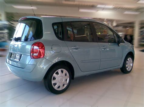 2008 Renault Grand Modus Pictures Information And Specs