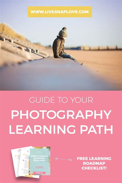 A Guide To Your Photography Learning Path  Foto Pinterest