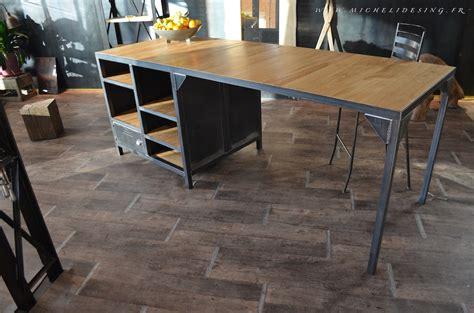 meuble cuisine sur mesure meuble central de cuisine ukbix