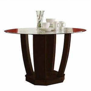 30 round glass table top iron wood With 30 inch round glass coffee table