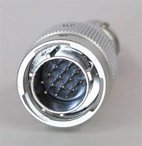 14 To 24 Pin Adapter : 14 pin male circular connector all electronics corp ~ Jslefanu.com Haus und Dekorationen