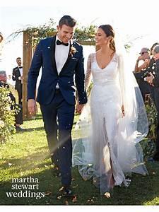Jamie Chung Reveals Stunning Wedding Cake in Martha ...