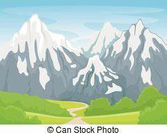 Snowy mountain Clip Art Vector and Illustration. 710 Snowy ...