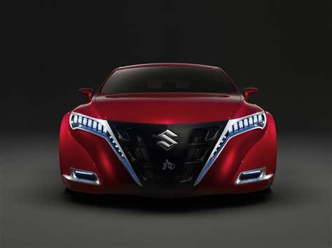 Suzuki Car :  Suzuki Kizashi Concept Car Hd