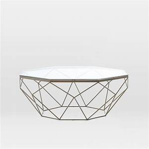 geometric coffee table west elm With west elm geometric coffee table