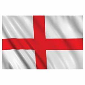 2xSpecial Offer....England (St George) Flag 5ft x 3ft by ...
