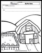 art worksheets coloring