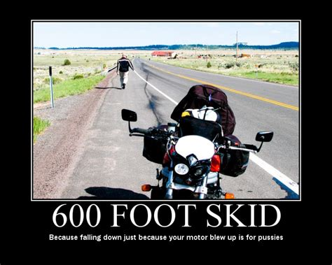 Motorcycle Motivation (funny)