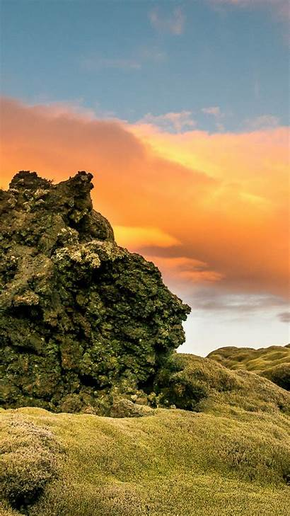 Rock Iphone Sunset Wallpapers