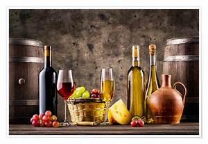 Wein Und Glas Essen : wein trauben f sser und k se poster online bestellen ~ A.2002-acura-tl-radio.info Haus und Dekorationen