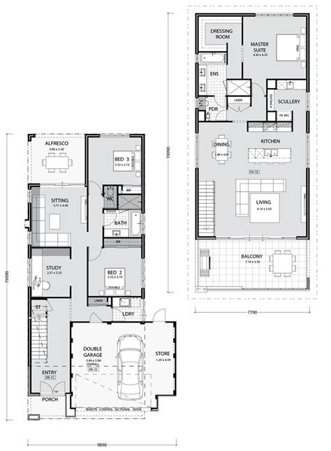 Bayview 12m Frontage Home Design   Pindan Homes