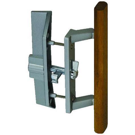 patio door locks 3 pack sliding glass patio door handle pull set mortise lock ebay