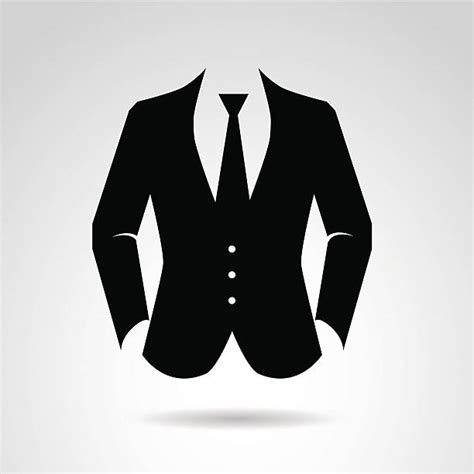 top 60 suit clip vector graphics and illustrations istock