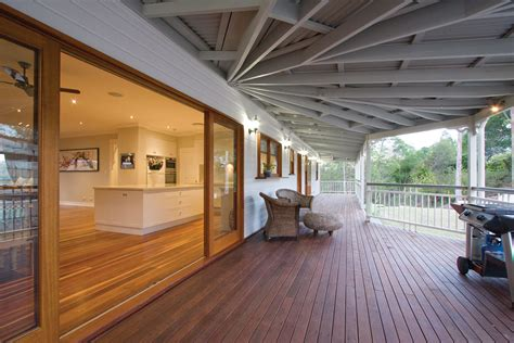 Traditional Queenslander Home, Contemporary
