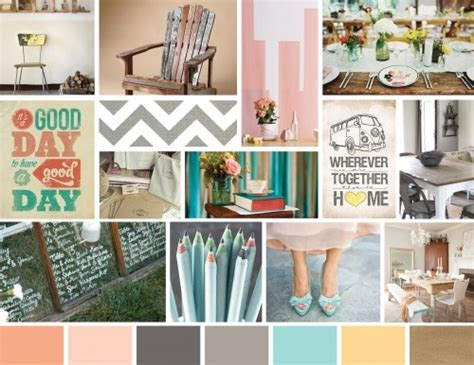 great examples  mood boards images  pinterest