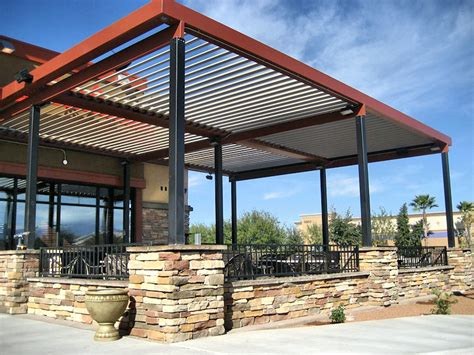 Patio Shade Covers Styles