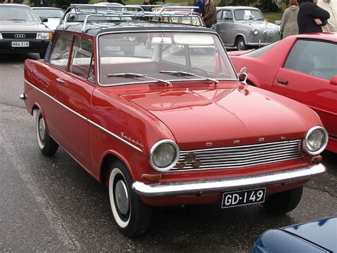 Opel Kadett by 1965 Opel Kadett Information And Photos Momentcar