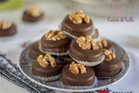 la cuisine de dudemaine sablés aux noix et au chocolat