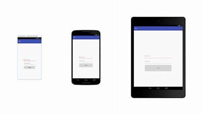 Different Screen Sizes Constraint Layout Conclusion