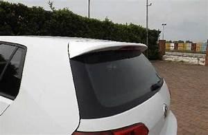 Becquet Golf 6 : aileron de toit vw golf 7 sauf gti sp newconcept ~ Melissatoandfro.com Idées de Décoration