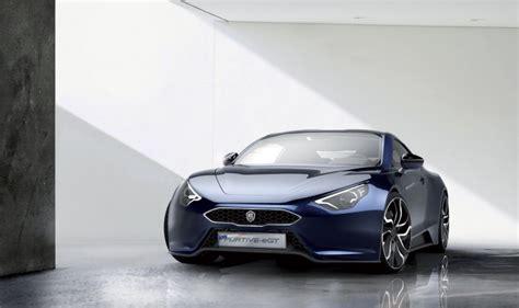 Exagon Furtive-eGT - Car Body Design