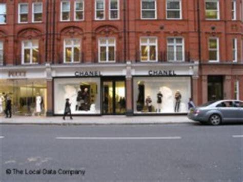 chanel boutique   sloane street london fashion
