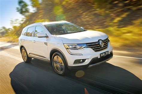 Renault Photo by 2017 Renault Koleos Review Caradvice