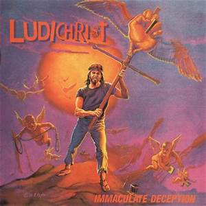 "Ludichrist ""Immaculate Deception"" – 1986 / Дискография ..."