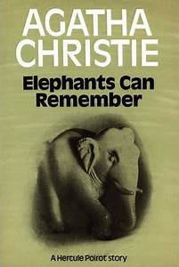 Elephants Can Remember : Agatha Christie : 9780002312103