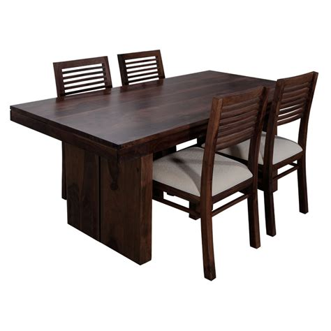 york four seater dining table